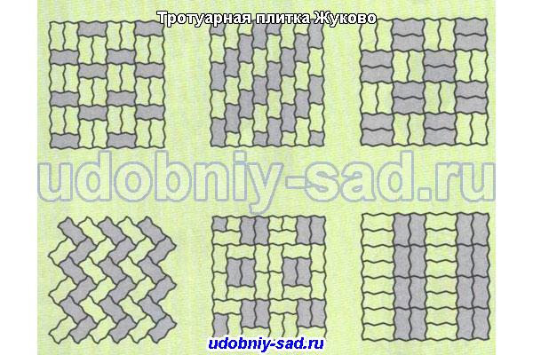 """Схема сверху справа и есть так называемая """"Шахматная схема"""""""