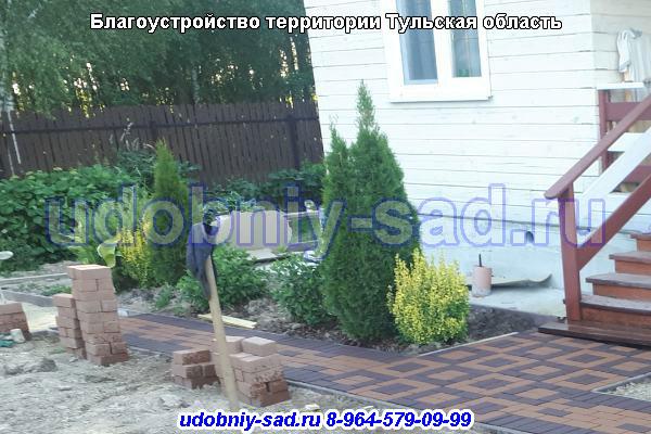 Примеры наших работ в Венёвском районе Тульской области