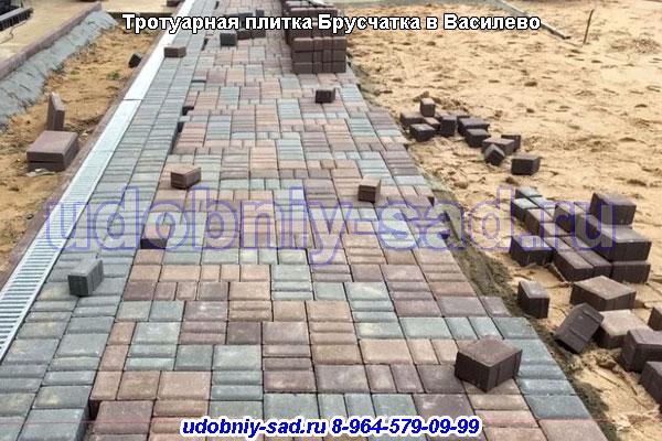 Благоустройство дачи в Василево